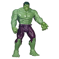 Figura de Acci�n Hulk
