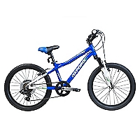 Bicicleta Aro 20 Rako Azul