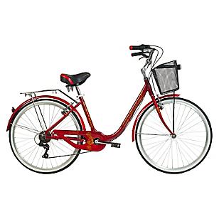 Bicicleta Aro 26 Cyclotour Roja