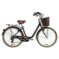 Bicicleta Aro 26 Cyclotour Negro