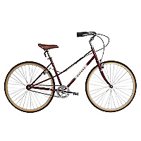 Bicicleta Aro 28 Roja