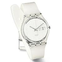 Reloj Mujer Resina Blanco GK733