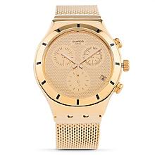 Reloj Mujer Acero Gold YCG410GB