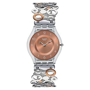 Reloj Mujer Acero Gold/Pl SFK395HB