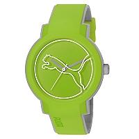 Reloj Hombre Verde PU911181003