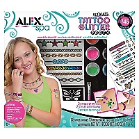 Fiesta de Tatuajes Glitter