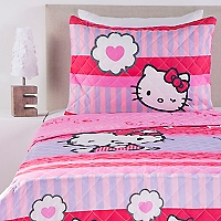 Quilt Kitty 1.5 Plazas