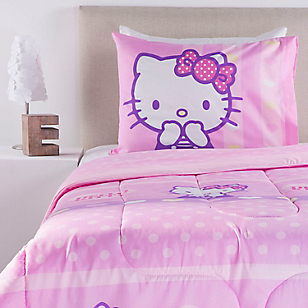 Plumón Hello Kitty 1.5 Plazas