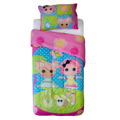 Plumón Lalaloopsy Spring Time 1.5 Plazas