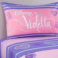S�bana Violetta Pop Star 1.5 Plazas