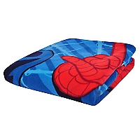 Manta de Polar Spiderman Web Sling