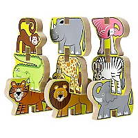 Chunky Puzzle Animales 9024