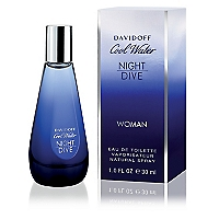 Cool Water Night Dive Woman EDT 30 ml