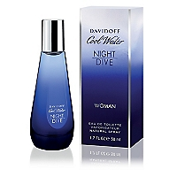 Cool Water Night Dive Woman EDT 50 ml