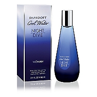 Cool Water Night Dive Woman EDT 80 ml