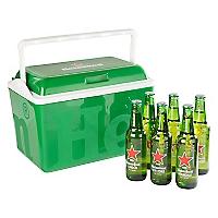 Cooler Mr Heineken