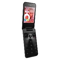 Teléfono Móvil F1021 Negro Entel