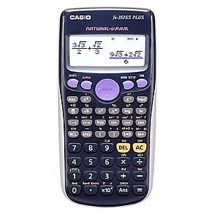 Calculadora Científica FX-350ES Plus