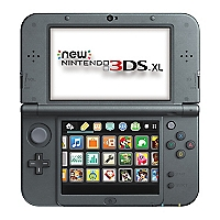 Consola New 3DS XL Negra
