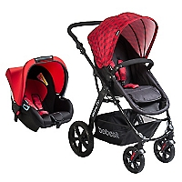 Coche Travel System Galaxy