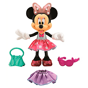Minnie Brillosa la Moda