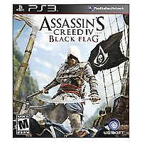 Assassin Creed Black Flag (Latam) PS3