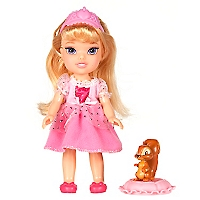 Disney Princess con Mascota75491