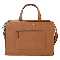 Bolso Note 14P Light Brown