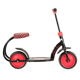 Besta Scooter Flame Red T85002