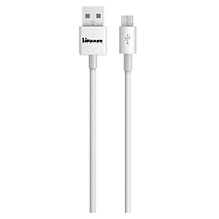 Galaxy Power Cable Blanco
