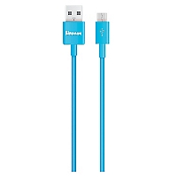 Galaxy Power Cable Azul