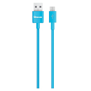 Galaxy Power Cable Azul