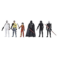 Pack de 6 Figuras Star Wars