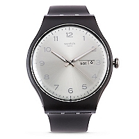 Reloj Unisex Resina Negro