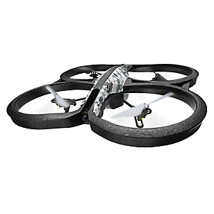 AR.Drone 2.0 Elite Edition + Battery Power 1500 mAh