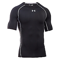 Polera Sleeve Compression Shirt Negra