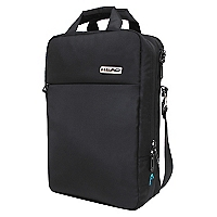 Bolso Laptop Pronet Vertical Negro
