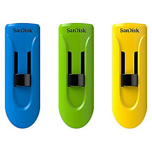 Tripack Pendrives 16GB