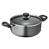 Arrocera Gourmet 24 cm Aluminio con Antiadherente