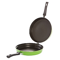 Sartén Duo Tortilla 24 cm Verde