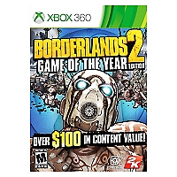 Borderlands 2: Game of the Year Edition Xbox 360