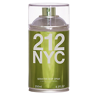 Perfume 212 NYC Vintage Body Spray 250 ml