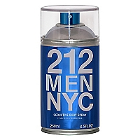 Perfume 212 MEN NYC Vintage Body Spray 250 ml