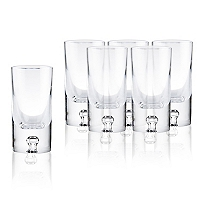 Set 6 Vasos Shot Top