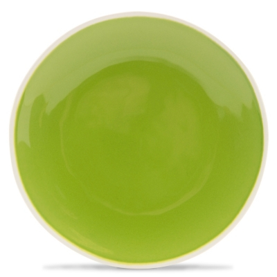 Plato Ensalada 21 cm Verde