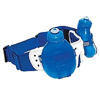 Cintur�n de Hidrataci�n 2 Botellas Revenge Artick Azul
