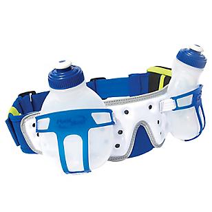 Cinturón de Hidratación 2 Botellas Revenge Artick Azul/Verde