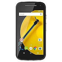 Smartphone Moto E 2da Generaci�n Negro Movistar