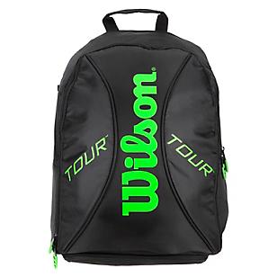Bolso de Tenis Tour Back Pack S Negro