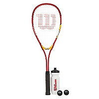 Kit Raqueta de Squash Starter